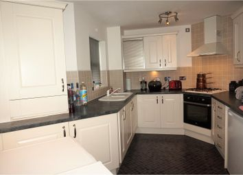 Thumbnail 2 bed flat for sale in Merlin Court, Crewe