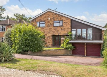 Thumbnail 4 bed detached house for sale in Campsey Road, Southery, Downham Market, Norfolk