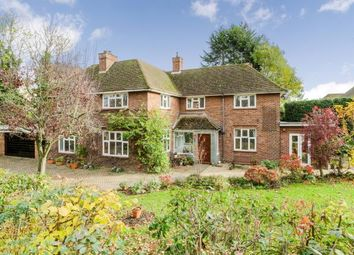 Thumbnail 5 bed detached house for sale in Kimbolton Road, Bedford, Bedfordshire