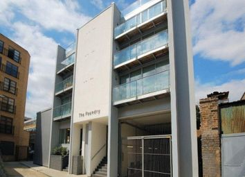 Thumbnail 3 bed flat to rent in The Foundry, Dereham Place, Shoreditch, London