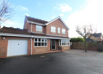 Thumbnail 4 bed detached house to rent in Oakwood Drive, Darlington