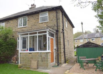 3 bed semi-detached house for sale in Oakes Avenue, Brockholes, Holmfirth HD9