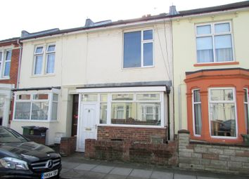 Thumbnail 3 bedroom terraced house for sale in Portchester Road, North End, Portsmouth