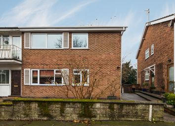Thumbnail 2 bed flat for sale in Clumber Court, Clumber Crescent South, The Park, Nottingham