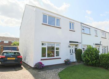 Thumbnail 3 bed end terrace house for sale in Fulfen Way, Saffron Walden
