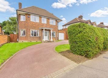 Thumbnail 5 bed detached house for sale in Moffats Lane, Brookmans Park, Hatfield