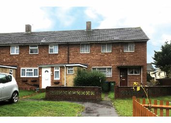 Thumbnail 3 bedroom end terrace house for sale in Wallace Road, Southampton