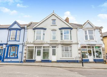 Thumbnail 4 bed terraced house for sale in Cross Street, Camborne, Cornwall