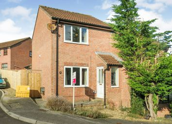 Thumbnail 2 bed detached house for sale in Ayrshire Close, Salisbury