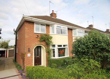 Thumbnail 3 bed semi-detached house to rent in Pinhill Road, Banbury
