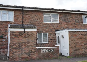 Thumbnail 3 bed terraced house for sale in Cowley Avenue, Chertsey