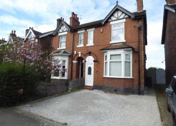 Thumbnail 3 bedroom semi-detached house for sale in Audley Road, Alsager, Stoke-On-Trent