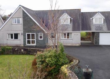 Thumbnail 4 bed bungalow for sale in Waunfarlais Road, Llandybie, Ammanford