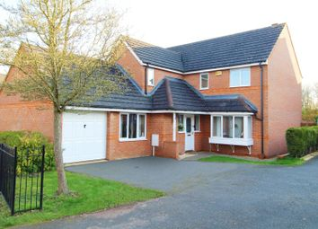 Thumbnail 5 bed detached house for sale in Aris Way, Buckingham