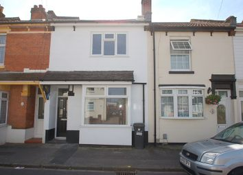 Thumbnail 3 bed terraced house to rent in Priory Road, Gosport, Hampshire