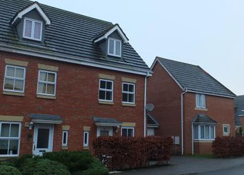 Thumbnail 3 bed semi-detached house to rent in Rose Close, Corby