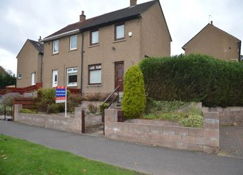 Thumbnail 2 bedroom semi-detached house to rent in Balunie Drive, Broughty Ferry, Dundee