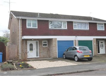 Thumbnail 3 bed semi-detached house for sale in Nightingale Close, Farnborough