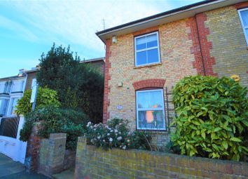 Thumbnail 2 bed end terrace house for sale in Darnley Road, Gravesend
