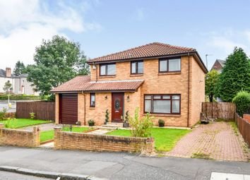 Thumbnail 4 bed detached house for sale in Longford Street, Glasgow