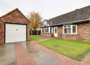 Thumbnail 2 bed detached bungalow for sale in Temple Close, Belton, Doncaster