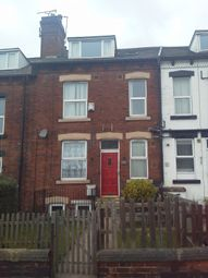 Thumbnail 4 bed terraced house to rent in Haddon Road, Burley, Leeds