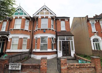 Thumbnail 3 bedroom end terrace house for sale in Empress Avenue, Wanstead, London