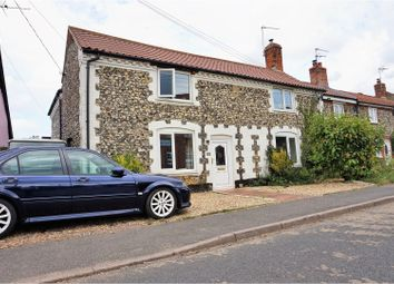 Thumbnail 4 bed semi-detached house for sale in Brandon Road, Watton