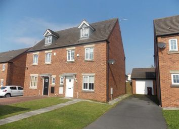Thumbnail 4 bed semi-detached house for sale in Brett Close, Kirkby, Liverpool