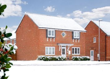 "Thumbnail 4 bedroom link-detached house for sale in ""Thornbury"" at Bruntcliffe Road, Morley, Leeds"