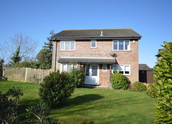 Thumbnail 4 bed detached house for sale in Ash Grove, Everton, Lymington
