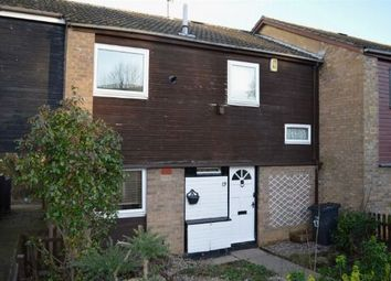 Thumbnail 3 bed terraced house for sale in Alder Court, Thorplands, Northampton