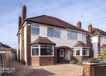 Thumbnail 3 bed semi-detached house for sale in Sundorne Avenue, Shrewsbury, Shropshire