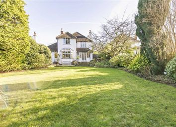 Thumbnail 4 bed detached house for sale in Longdown Lane North, Epsom, Surrey