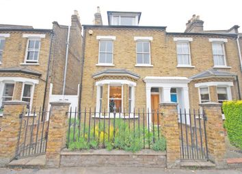 Thumbnail 4 bed terraced house to rent in Heathfield South, Twickenham