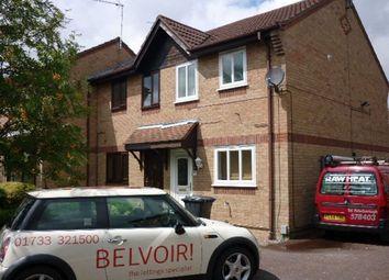 Thumbnail 2 bedroom property to rent in Caldbeck Close, Gunthorpe, Peterborough