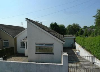Thumbnail 2 bed detached bungalow to rent in Richmond Close, Pontnewydd, Cwmbran