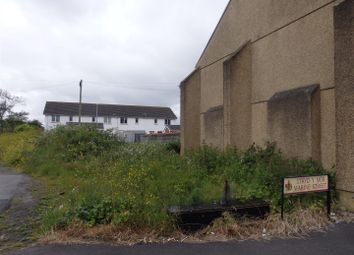 Land for sale in Marine Street, Llanelli SA15