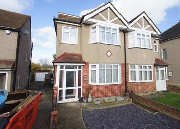 Thumbnail 4 bed semi-detached house for sale in West Hill Drive, Dartford