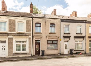 3 bed terraced house for sale in Livingstone Place, Newport NP19