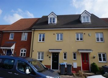 Thumbnail 3 bed town house to rent in Turing Court, Kesgrave, Ipswich