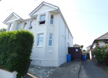 Thumbnail 3 bed triplex to rent in Livingstone Road, Parkstone, Poole