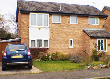 Thumbnail 4 bedroom detached house for sale in Stoneway, Hartwell, Northampton