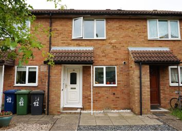 Thumbnail 2 bed terraced house for sale in Caravere Close, Cambridge