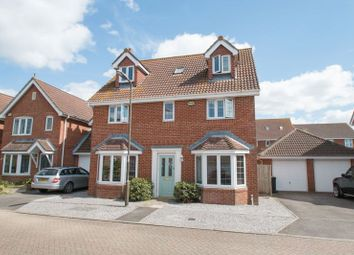 Thumbnail 5 bed detached house for sale in Nicolson Close, Tangmere, Chichester