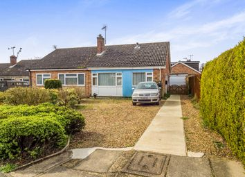 Thumbnail 2 bedroom semi-detached bungalow for sale in Richmond Rise, Reepham, Norwich