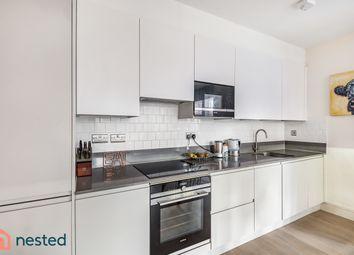 Prospect Street, London SE16. 2 bed flat for sale