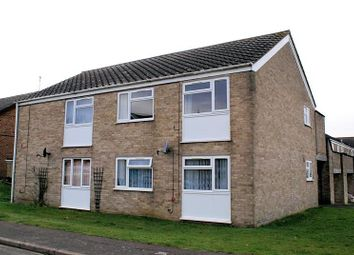 Thumbnail 1 bedroom flat to rent in Glebe Road, Downham Market