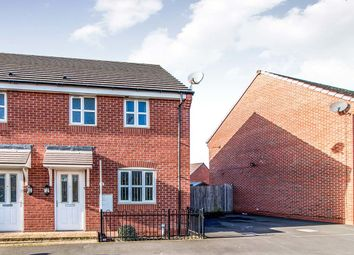 Thumbnail 3 bed semi-detached house to rent in Shillingford Road, Manchester