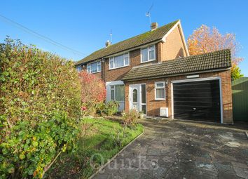 Thumbnail 3 bed semi-detached house for sale in Tye Common Road, Billericay